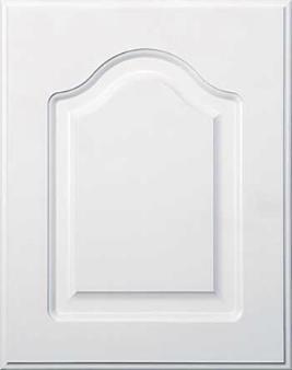 Raised Panel Cabinet Door - White Oak - Quality Custom Unfinished