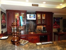 Bars - Entertainment Centres - Interior Renovations - Hamilton Thorne Quality Cabinets Project-8