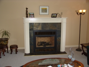 Custom Designed Fierplace Mantels and Fireplace Surrounds by Quality Cabimets - Parksville - Qualicum - Project-13
