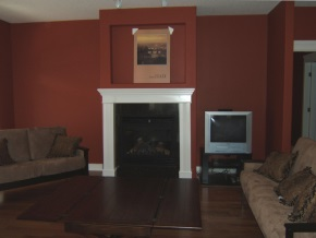 Custom Designed Fierplace Mantels and Fireplace Surrounds by Quality Cabimets - Parksville - Qualicum - Project-6