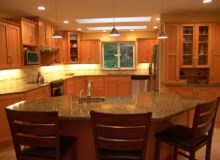 Custom Kitchens and interior renovations by Hamilton Thorne Quality Cabinets Ltd. Project=509