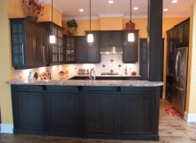 Custom Kitchens and interior renovations by Hamilton Thorne Quality Cabinets Ltd. Project-DSC09634