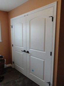 Laundry room cabinets and renovations by Hamilton Thorne Quality Cabinets - Project-7b