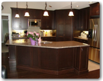 Quality Cabinets Interior Renovations Parksville